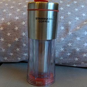 STARBUCKS COFFEE TUMBLER
